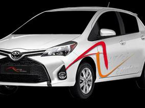 Toyota Yaris Hb 2016 Desarmo, Por Partes, Deshueso