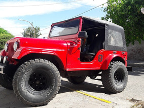 Jeep Fibra Corto