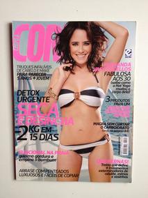 Revista Corpo A Corpo Fernanda Vasconcellos Ano 2014 N°312