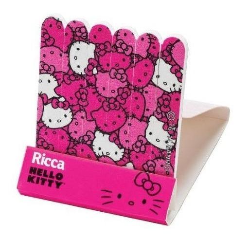Ricca - Hello Kitty - Kit Mini Lixas De Unhas