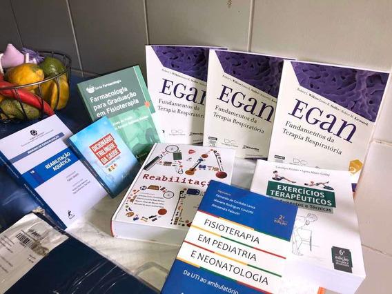 Livros De Fisioterapia. Novos Da Editora Mundo Dos Livros