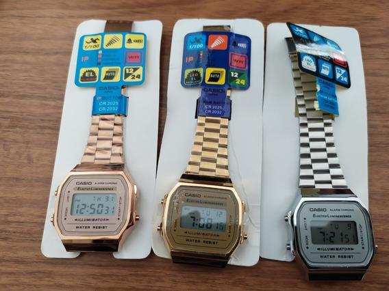 Relógio Casio O Relógio Do Momento O Mais Vendido!!!
