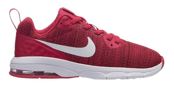 Tenis Casual Nike Air Max Motion Lw Gpv Fiusha Niña 182267