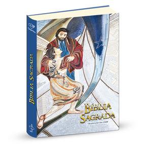 Livro Bíblia Sagrada Santuário Do Pai Das Misericórdias