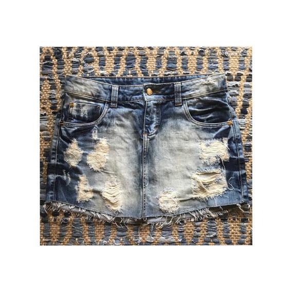 Saia Jeans Anamac 38