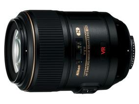 Lente Micro Nikon 105mm Af-s Ed F:2.8 Fx Vr