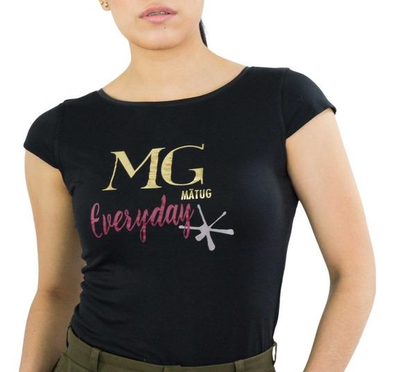 Blusa Camiseta Básica