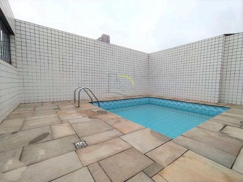 Imagem 1 de 24 de Apartamento Com 3 Dorms, Pompéia, Santos - R$ 1.1 Mi, Cod: 2717 - V2717