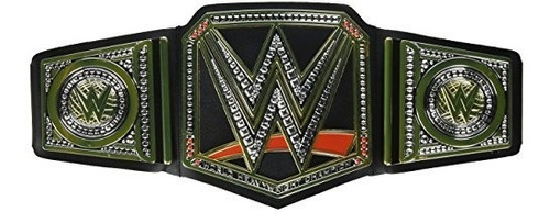 Wwe World Championship Belt Los Estilos Pueden Variar