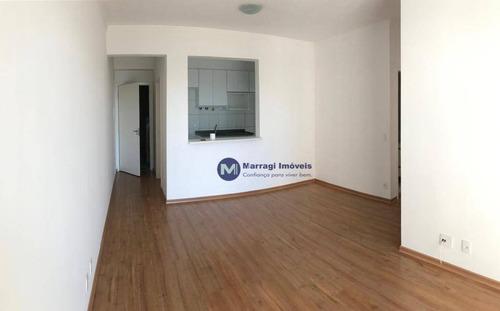 Apartamento Para Locação,3 Dormitórios, Sendo 1 Suíte Parque Morumbi, Votorantim. -sp- - Ap0876