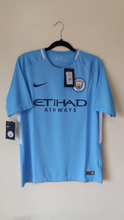 Camisa Home Manchester City 2017