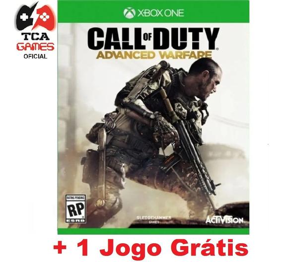 Call Of Duty Advanced Warfare Xbox One Mídia Migital