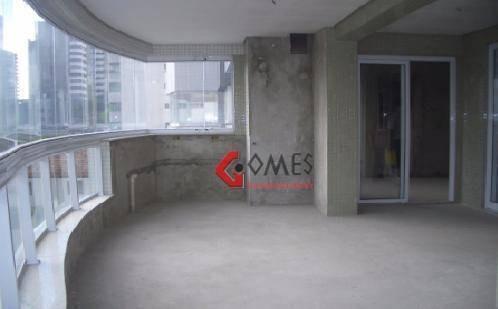 Apartamento Com 4 Dormitórios À Venda, 250 M² Por R$ 1.400.000 - Centro - São Bernardo Do Campo/sp - Ap0551