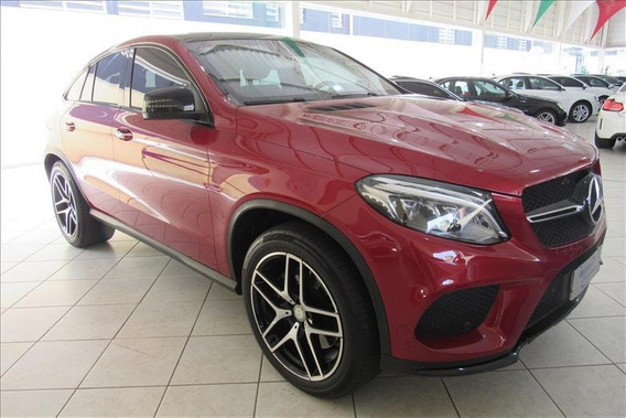 Mercedes-benz Gle 400 3.0 V6 Gasolina Night Coupe 4matic 9g-