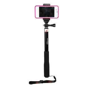 Bastão Pau De Selfie P/ Câmera De Ação iPhone Galaxy Propole
