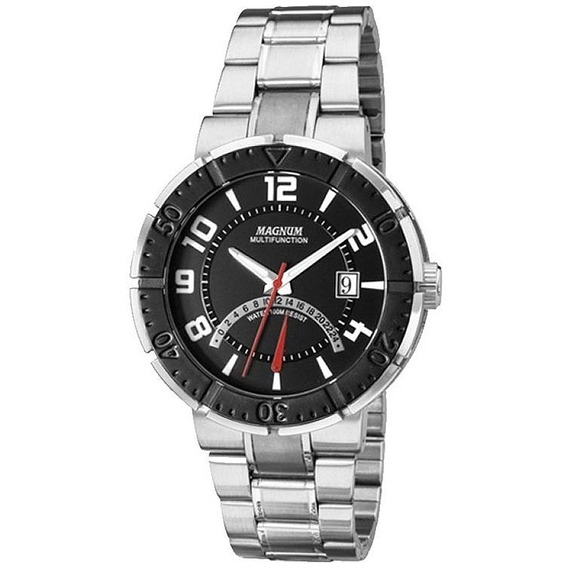 Relógio Magnum Masculino Ma31382t C/ Garantia E Nf