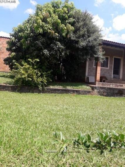 Casa Térrea 2 Quartos Pomar Quintal Em Atibaia - Ca0533-1