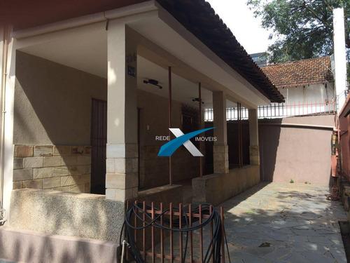 Casa Para Venda Ou Locação 7 Quartos Santa Efigênia/bh - Ca0993
