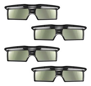 G15-dlp 3d Gafas De Obturador Activo 96-144hz