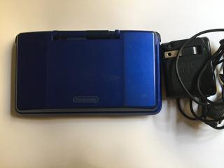 Nintendo Ds Fat Azul+ R4i - Con Detalles Pero Jalando Al 100