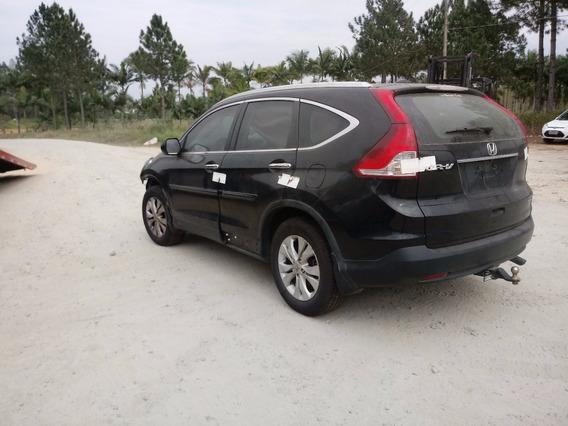 Sucata Honda Cr-v 2.0 Automática 2014