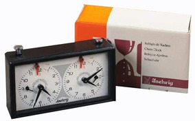 Relógio De Xadrez Analógico