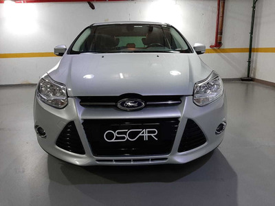 Ford Focus Hatch Titanium 2.0 Flex Automático 2015