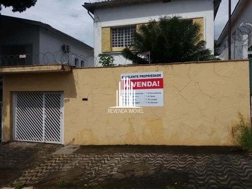 Casa Em São Paulo - Sp - Ca0370_mpv