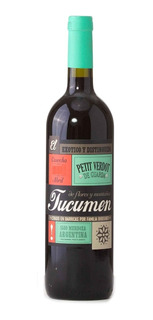 Vino Tucumen Reserva Petit Verdot 750ml. - Envíos