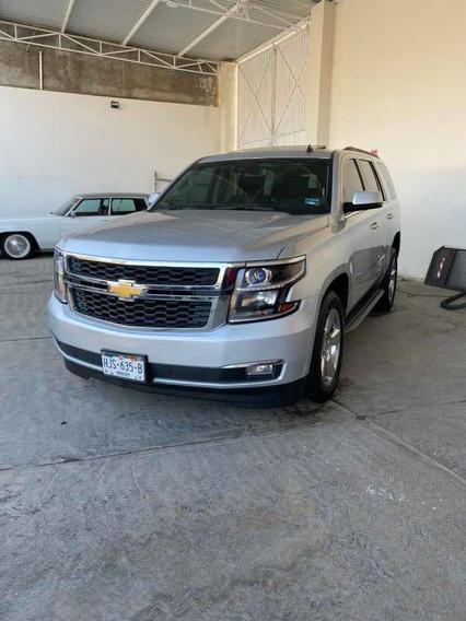 Chevrolet Tahoe 2016 5.4 Lt Piel Cubo At