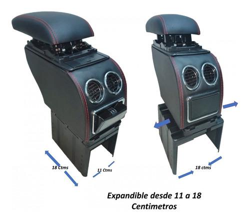 Consola Central Apoyabrazos Universal Para Carro