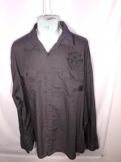 Camisa 4xl Enyce Inc Id R893 Usada Hombre Oferta 10% O 4x3