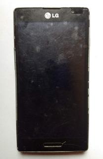Celular LG Optimus L9 P768g Negro Para Refacciones
