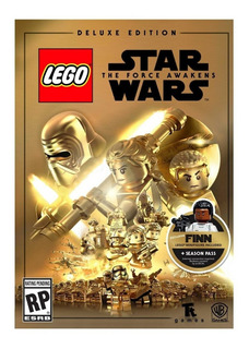 Lego Star Wars The Force Awakens Deluxe Edition Steam Key