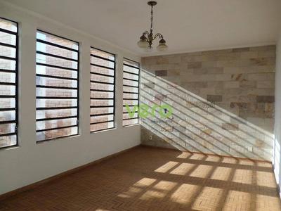 Casa Residencial Para Locação, Jardim São Paulo, Americana. - Ca0042