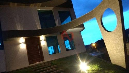 Imagem 1 de 19 de Itahye - Casa Com 3 Suítes À Venda, 458 M² - Alphaville - Santana De Parnaíba/sp - Ca5807