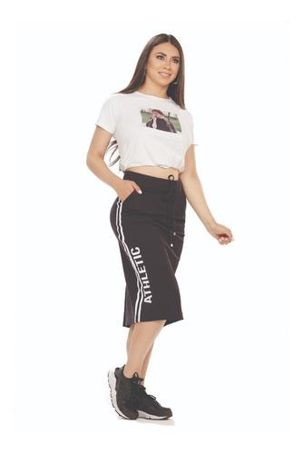 Imagen 1 de 2 de Falda Tipo Jogger Gran Jeans