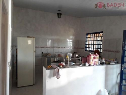 Imagem 1 de 11 de Chacara Residencial Em Campinas - Sp, Loteamento Chácaras Gargantilhas - Ch00061