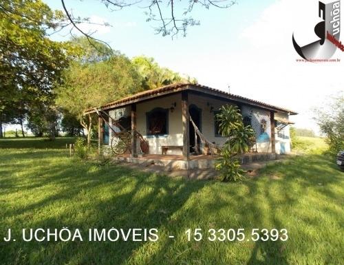Ótima Chácara A Venda Em Pereiras - 490