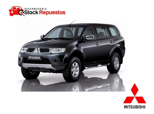 Mitsubishi Montero G2 2013 En Desarme - Stock Repuestos