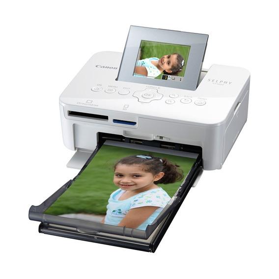 Impressora Fotográfica Portátil Selphy Cp1000 Canon Cp1000
