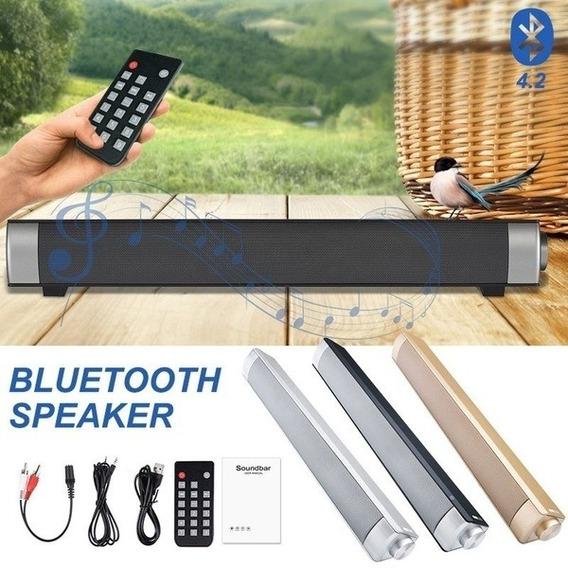 Suporte Bluetooth Tf Card Handsfree Alto-falante À Prova De