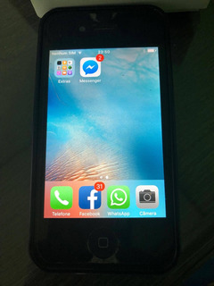 iPhone 4 12gb Original Apple Branco 3g Desbloqueado Seminovo