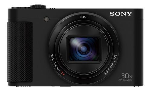 Sony Cyber-shot HX80 compacta color negro