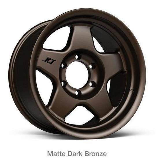 Rines F5 17 6h Toyota Stealth Custom Series Bronze Ponchera