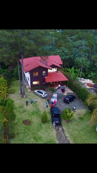 Vendo Hermosa Villa En Mata De Platano, Jarabacoa