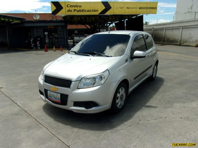 Chevrolet Aveo Speed Lt