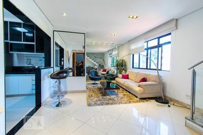 Apartamento No 5º Andar Mobiliado Com 4 Dormitórios E 4 Garagens - Id: 892918988 - 218988