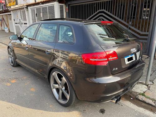 Imagem 1 de 14 de Audi A3 Sportback 2011 2.0 Tfsi S-tronic 5p