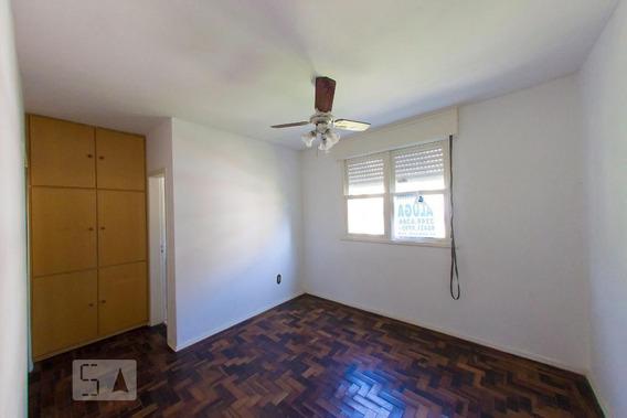 Apartamento No 3º Andar Com 1 Dormitório E 1 Garagem - Id: 892987647 - 287647